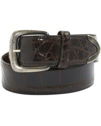 Ralph Lauren Collection - Pre-owned Leather Belt - Lyst