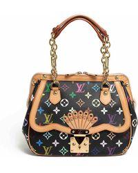 Pre-owned - Idole cloth handbag Louis Vuitton XyUntI