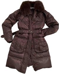 Dior Brown Fur Coat