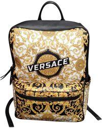 Versace - Leder Taschen - Lyst
