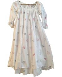 Thierry Colson Mid-length Dress - White