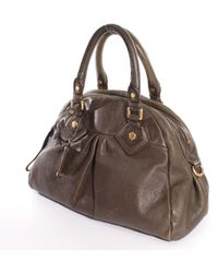 Marc By Marc Jacobs - \n Brown Leather Handbag - Lyst