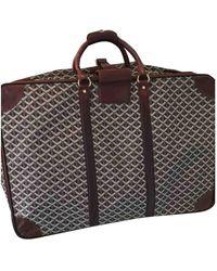 Goyard Other Cloth Travel Bag - Multicolor