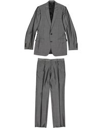Dior Wolle anzüge - Grau
