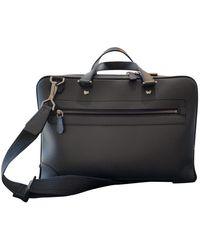 Louis Vuitton Bolsos en cuero negro