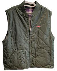 Supreme Multicolour Cotton Jacket