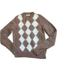 Céline - Pre-owned Wool Jumper - Lyst