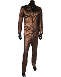 Jean Paul Gaultier Suit - Metallic