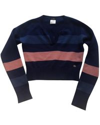 Chanel Cashmere Sweater - Blue
