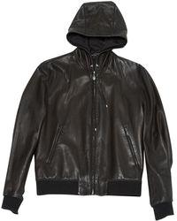 Hermès Black Polyester Jacket