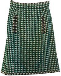 Chanel Kostüm - Grün