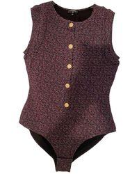 Chanel Multicolour Cotton Swimwear