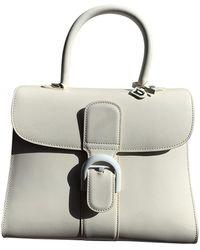 Delvaux Le Brillant Leder Handtaschen - Mehrfarbig