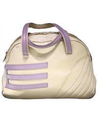 Etro Leather Handbag - White