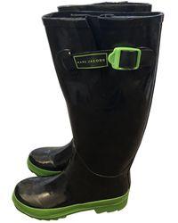 Marc Jacobs Wellington Boots - Black