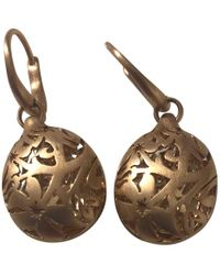 Pomellato - Arabesque Other Yellow Gold Earrings - Lyst