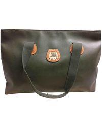 Lancel Leather Handbag - Green