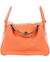 Hermès - Lindy Leather Bag - Lyst