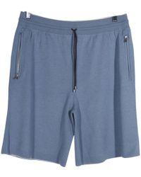 Hermès - Pre-owned Cotton Shorts - Lyst