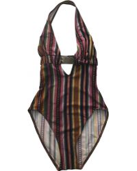 Dior - Pre-owned One-piece Swimsuit - Lyst