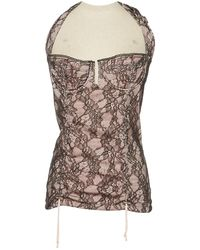 Dior Pre-owned Corset - Pink