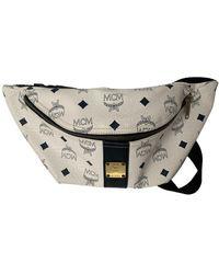 MCM Leder Handtaschen - Weiß