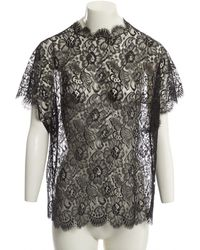 Chanel - Black Polyester - Lyst
