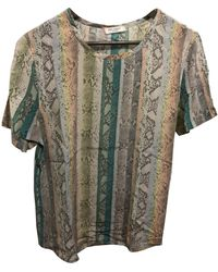 Equipment Silk Blouse - Multicolour