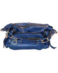 Chloé Leder Handtaschen - Blau