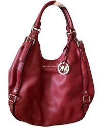Michael Kors Bedford Leder Handtaschen - Mehrfarbig