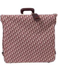 Dior - Cloth Travel Bag - Lyst
