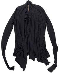 Rick Owens Lilies Tunic - Black