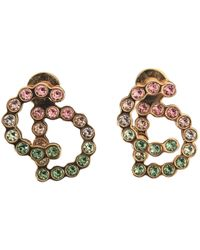 Dior - Signatures Crystal Earrings - Lyst