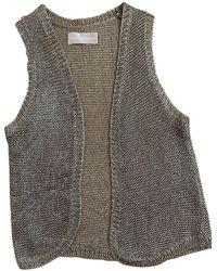 Zadig & Voltaire Wool Knitwear - Metallic