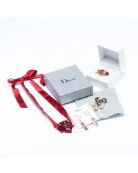 Dior - Red Ring - Lyst