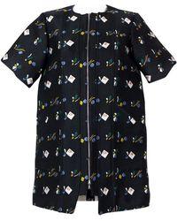 SUNO Multicolor Jacket - Black