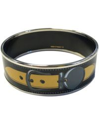 Hermès Bracelet Email - Métallisé