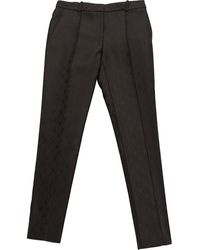 Céline Black Trousers