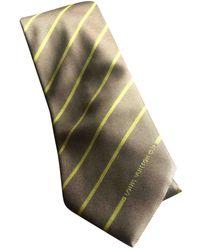 Louis Vuitton Seide Krawatten - Mehrfarbig