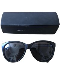 Marc By Marc Jacobs Oversized Sunglasses - Black