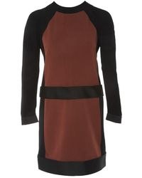 Victoria Beckham - Black Dress - Lyst