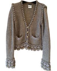 Chanel Wool Knitwear - Multicolour