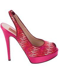 online store 4b126 48bd4 Scarpe col tacco rosa