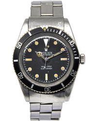 Rolex - Vintage Submariner Other Steel Watches - Lyst