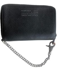 Marc By Marc Jacobs Leather Purse - Black