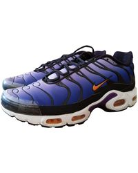 air max plus sneakers basses