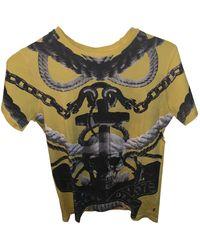 Philipp Plein T-shirts - Gelb