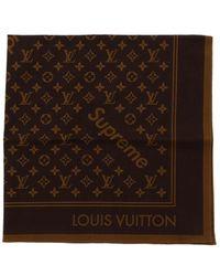 Louis Vuitton Schals - Braun