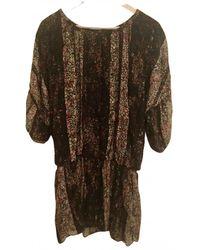 Thakoon Mini kleid - Mehrfarbig