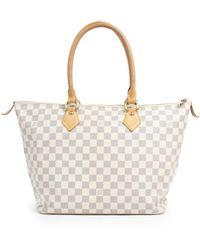 Louis Vuitton Saleya Cloth Handbag - Multicolour